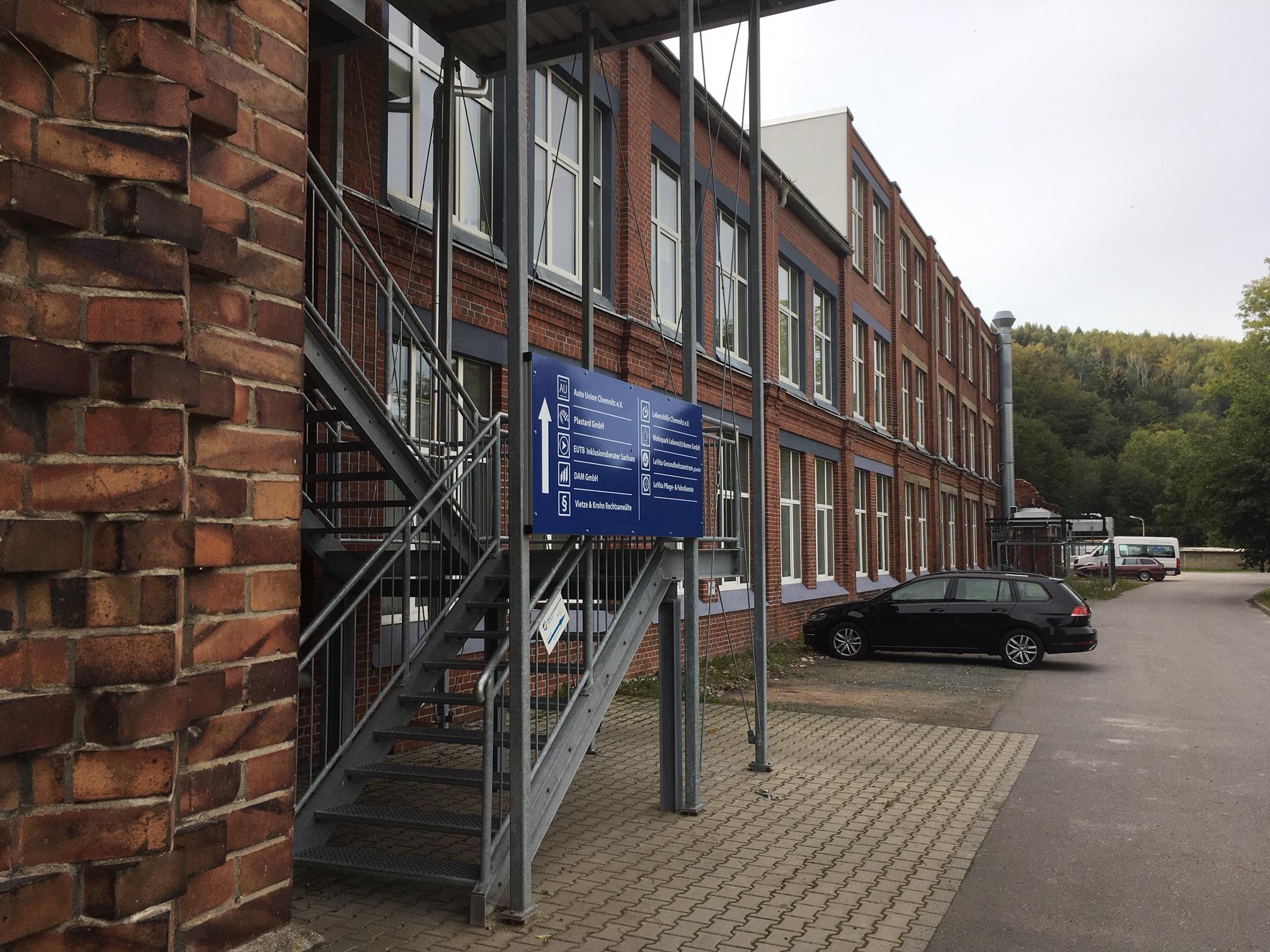 Lebenshilfe Chemnitz Geschäftsstelle